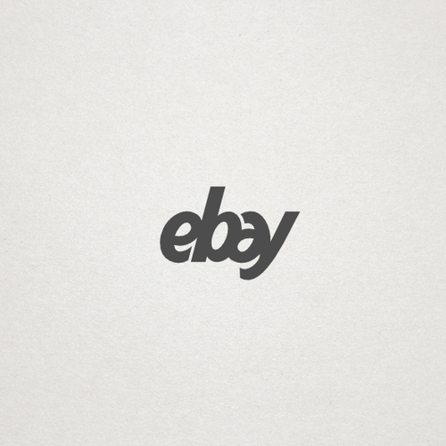 99designs community challenge: re-design eBay's lame new logo! Diseño de aryocabe