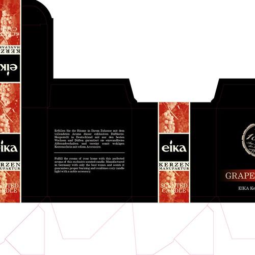 Eika Kerzen.Product Packaging Für Eika Kerzen Gmbh Product Packaging