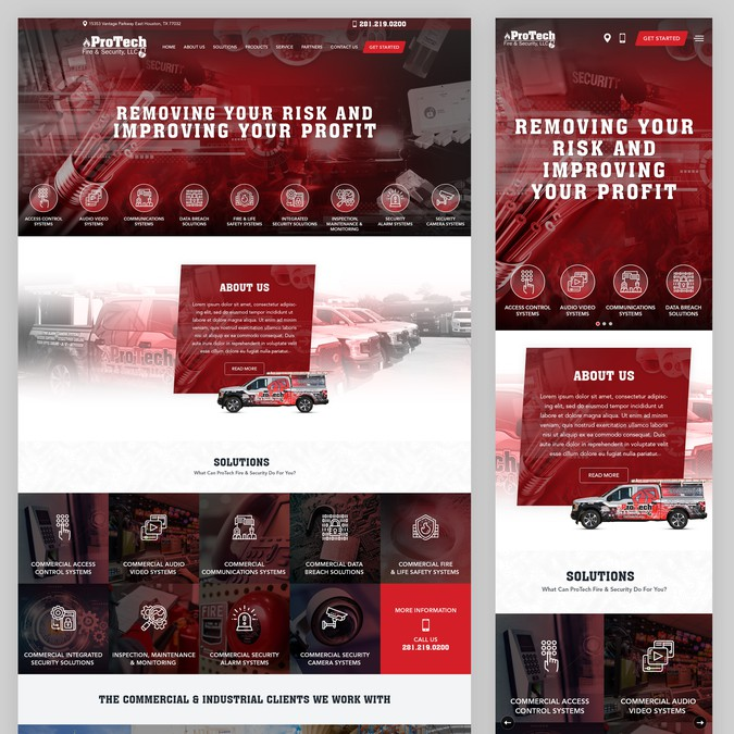 Winning design by pixelwebplanet