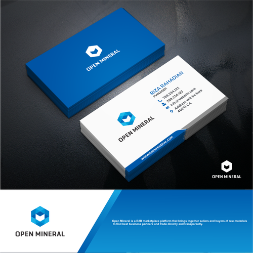 Young dynamic tech startup open mineral needs a professional logo runner up design by viz dezign reheart Image collections