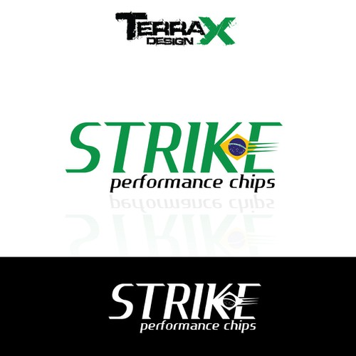 Runner-up design by TerraX Design