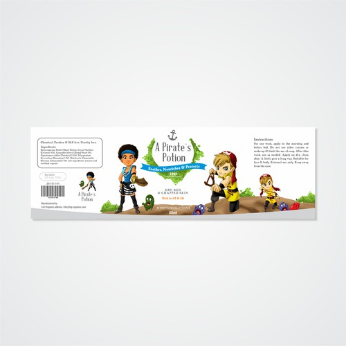 Runner-up design by Achmad Setiawan