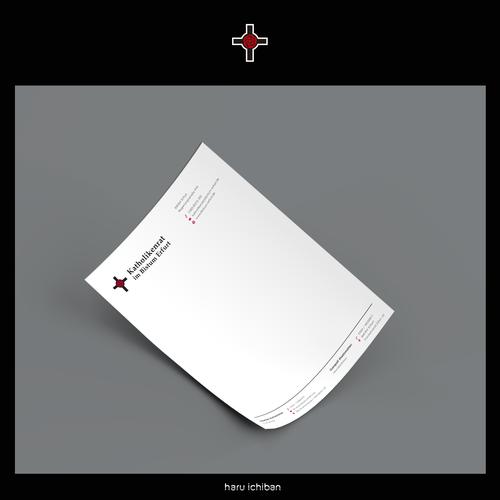 Runner-up design by HARU_ICHIBAN_