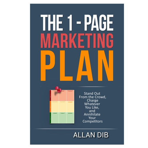 Business Book Cover Up : Create a captivating business book cover for quot the page