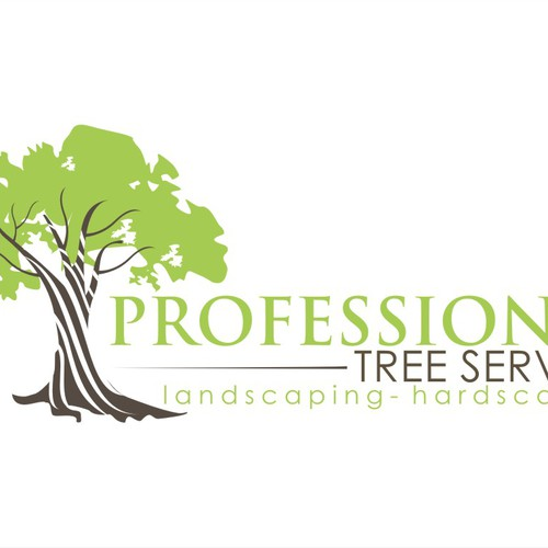 New logo for tree and landscaping company | Logo design ...