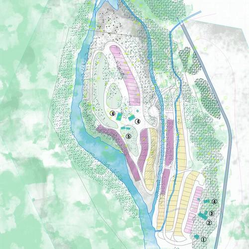 Runner-up design by lydiot
