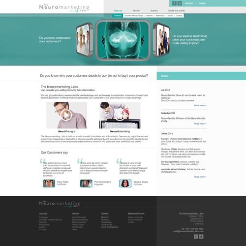 Zweitplatziertes Design von Anduril1