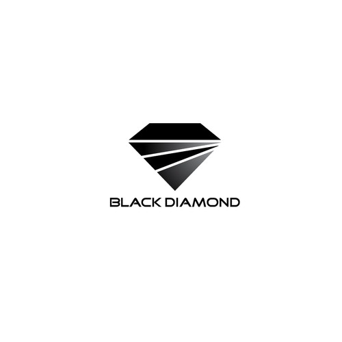 create the new logo for black diamond golf logo design. Black Bedroom Furniture Sets. Home Design Ideas