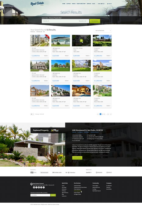 Design gagnant de WebBox