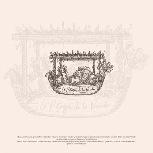 Runner-up design by PinkPanda12