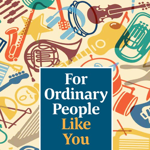 Runner-up design by Daisy @rt