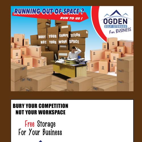 Runner-up design by Venjo