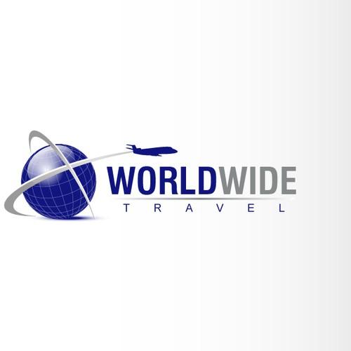 Logo For Worldwide Travel Logo Design Contest 99designs