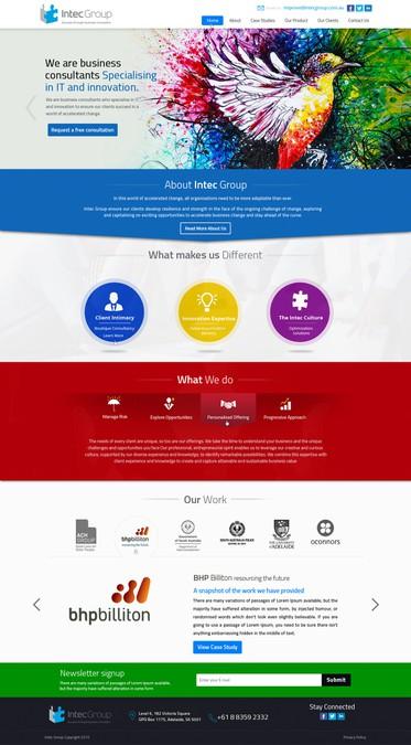Design vencedor por Creative shell