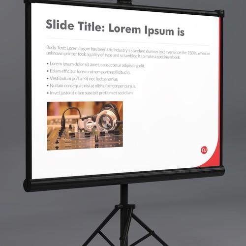 Runner-up design by Pixel Idea