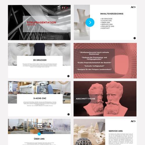 Design finalista por Kapa Winner