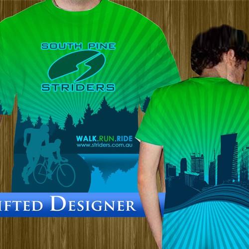 Runner-up design by Design Workz