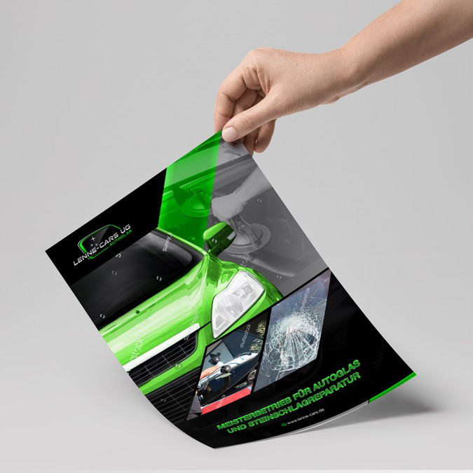 Winning design by Brand War