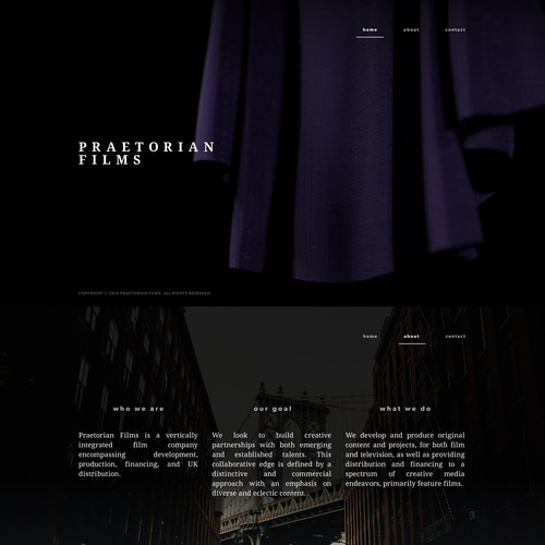 Diseño finalista de MachinaDesign