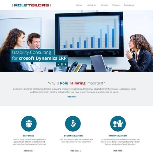 Zweitplatziertes Design von web kga