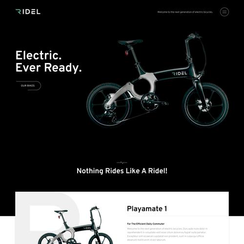 Runner-up design by Waldt Studio