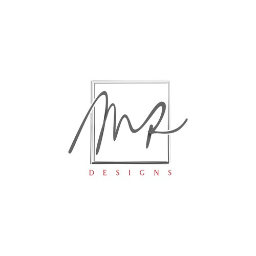 Design A Minimalist Style Modern Logo For Interior Designer Logo Brand Identity Pack Contest 99designs