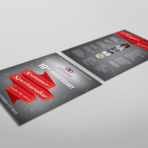 Runner-up design by Graphic Eye