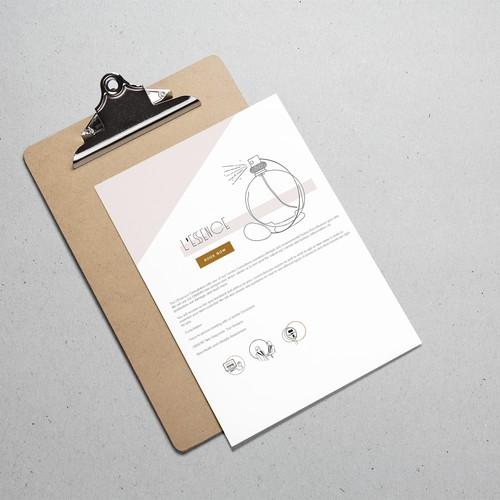 Runner-up design by Lovillu