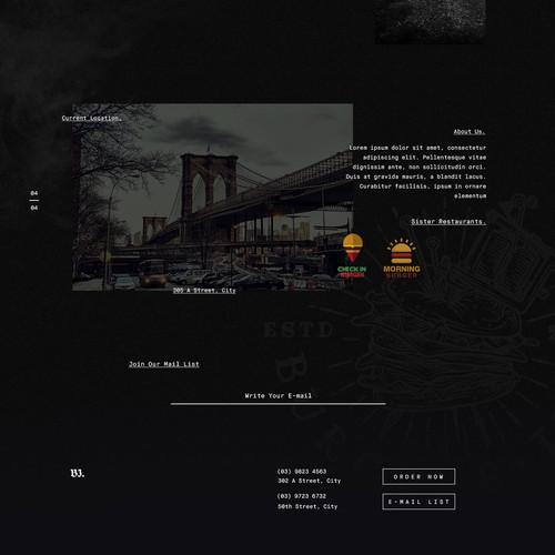Runner-up design by GRAY Studio