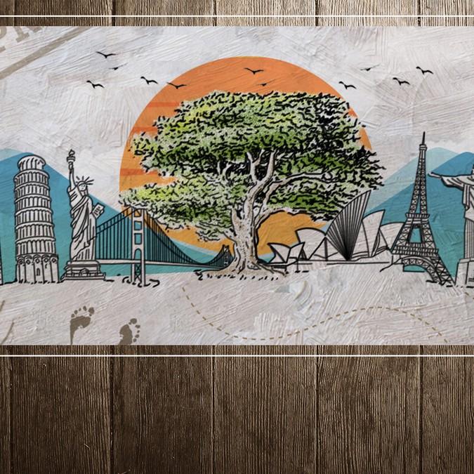 Design vencedor por Graphic Hill