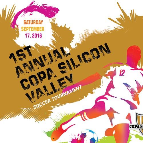 Runner-up design by Sayan Web