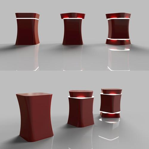 Design finalista por Jilyèt