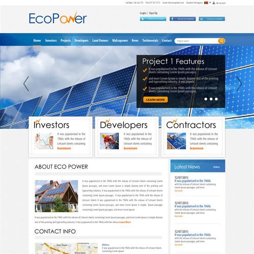 Design finalista por Dreams Designer