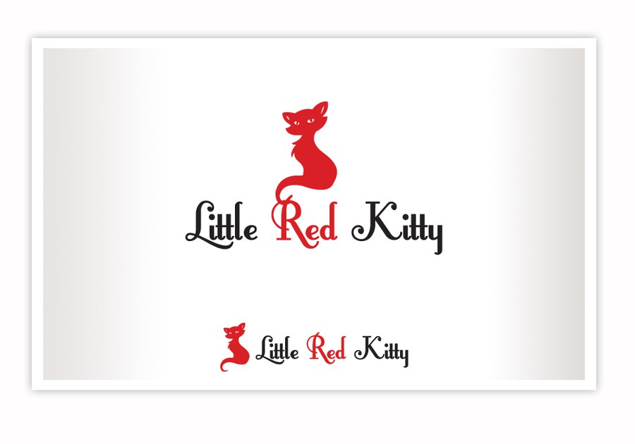 Design gagnant de Red Kitty