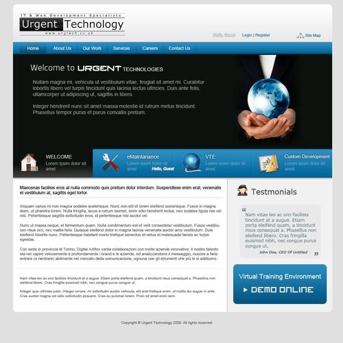 Design finalista por CoreDesign7