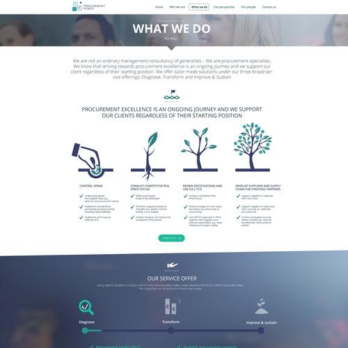 Zweitplatziertes Design von Membinadesign