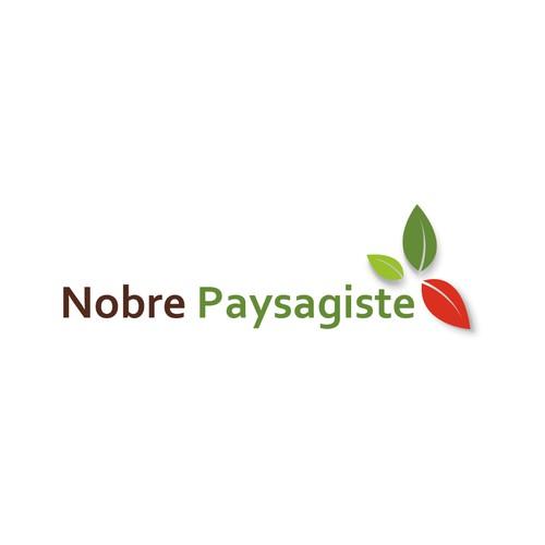 Entreprise paysagiste concours cr ation de logo for Creation entreprise paysagiste