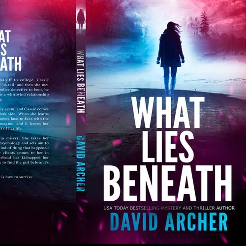 Book Cover Design Winners : Crime mystery novel needing cover winner will be