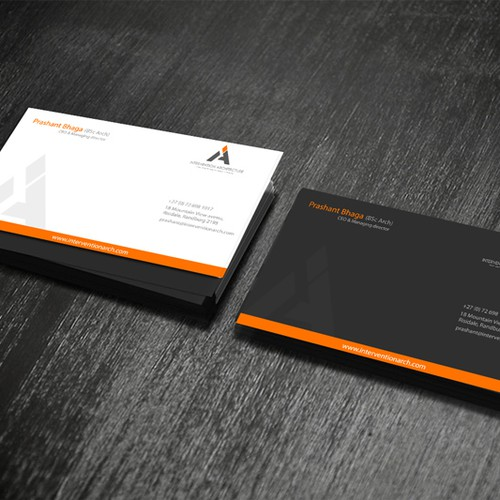 Runner-up design by VOLT DESIGN