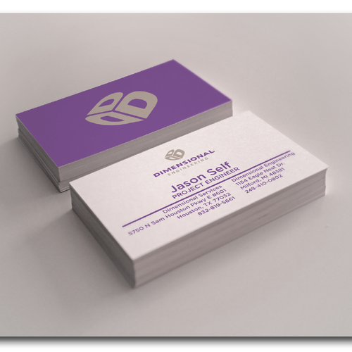 Redesign our business card to include our new location for What to include on business card