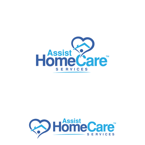 Amazing Home Health Care Logo Design Gallery Best