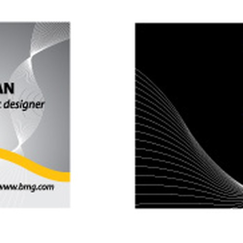 Runner-up design by AZKAN