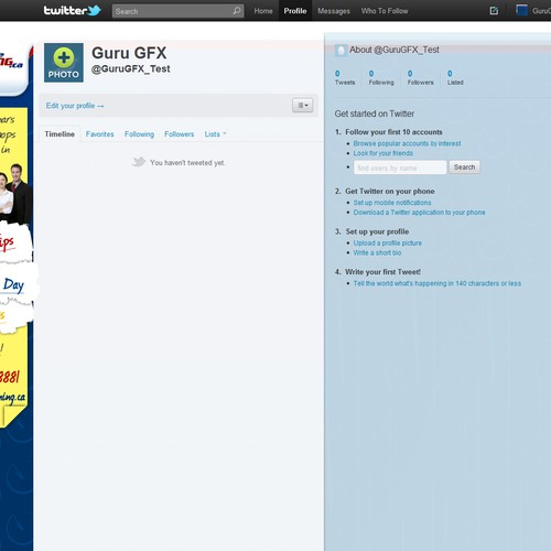 Zweitplatziertes Design von GuruGFX.net