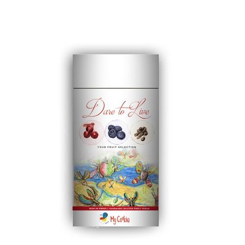 Diseño finalista de eiko.rie