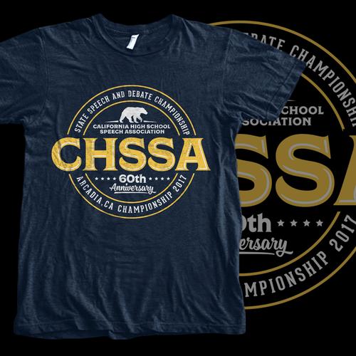 Educational Organization Needs A Powerful & Hip Shirt Design Design by EM86™