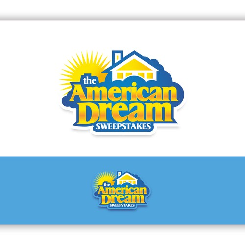 Dynamic Logo Needed For National Sweepstakes Logo Design Contest 99designs