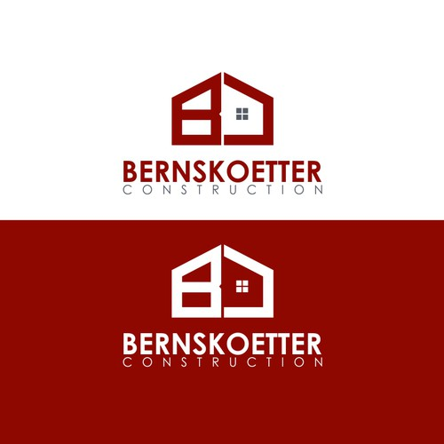Design a sleek and classy logo for custom home builder for Home by johker design