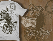 T-shirt design by dibu