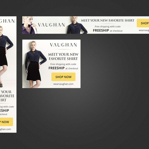 Create Banner Ads To Advertise An Indie Women S Fashion Brand Banner Ad Contest 99designs