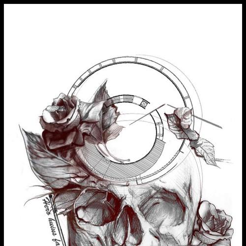 Runner-up design by Idet87